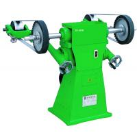 Wholesale Semi - Automatic Metal Polishing Equipment Sand Belt / Brass Polishing from china suppliers
