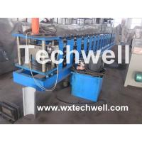 Wholesale Round Gutter Roll Forming Machine from china suppliers