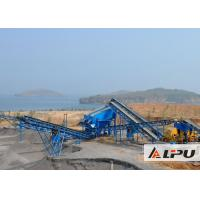 Wholesale Primary And Secondary Stone Crushing Plant / Gold Crushing Equipment from china suppliers