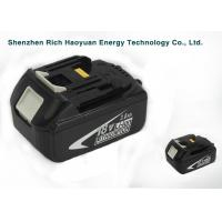 Wholesale Makita BL1830B Li-Ion Makita Power Tool Batteries 18V 3.0Ah With Power Display from china suppliers