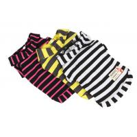 Buy cheap polo cotton dog clothes,summer dog t-shirt from wholesalers