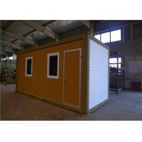 Quality Green Fireproofed Prefab Warehouse Buildings Expandable for Workshop for sale