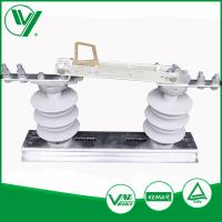 Wholesale Outdoor 12KV 400A Three Post Low Voltage Isolator Electric AC Isolation Switch from china suppliers