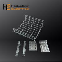 China Zinc Plated or Hot Dip Galvanised Wire Mesh Grid Cable Tray Prices on sale