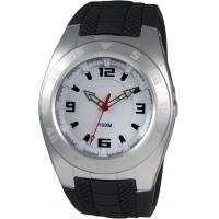Wholesale 100m Water Resistant Tself Calibrating Watches , Men Round Analog Watches from china suppliers