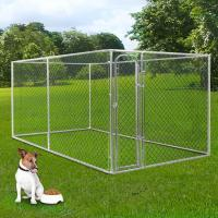 Wholesale chain link fence dog kennel from china suppliers