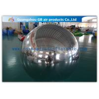 Wholesale Giant Inflatable Holiday Decorations Inflatable Mirror Ball Balloon Air Sphere from china suppliers