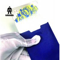 China Mini Square  Holiday Gift Card Holders For Businesses Blue Color Size  Customised on sale