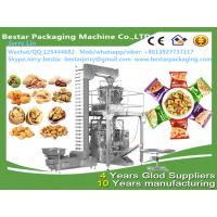 Wholesale High Speed Automatic Multihead Weigher Nut Weighing Packaging Machine Pillow Bag Packing Bestar packaging from china suppliers