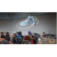 Wholesale High Resolution LED Based Technology Plug / Play  Hologram Display 3D from china suppliers