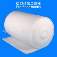Wholesale 20 mm Synthetic Fiber Washable Pre Filter Media For  Spray Booth from china suppliers
