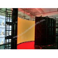 Wholesale Easy Install Sports Led Display Screen , Flexible Led Display Panels 12kgs from china suppliers