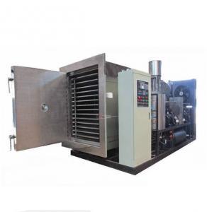 China Seafood / Condiments 792 Trays Freeze Drying Machine on sale