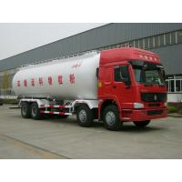 Wholesale HOWO 8×4 cement tank ZZ1317M386W from china suppliers