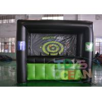 Wholesale Interactive Inflatable Archery Game With Hover Balls For Archery Tag Sports from china suppliers