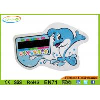 Wholesale Healthy LCD Baby Room And Bath Thermometer Card Safety First from china suppliers