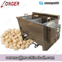 Buy cheap 100kg/h Hazelnut Peanut Blanching Machine Almond Blancher for Sale Manufacturers from wholesalers
