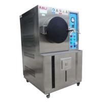 Wholesale 100% R.H. Accelerated Pressure Aging Test PCT / HAST Chamber 43L Capacity W800 × H1250 × D800 mm from china suppliers