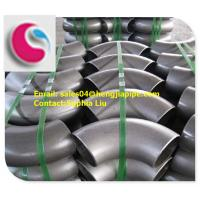 Wholesale 6'' ASME B16.9 PIPE ELBOW from china suppliers