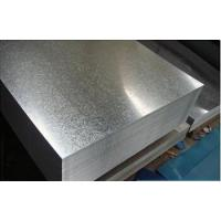 Wholesale car / bicycle / train Cold Dip Galvanized Steel Sheet plates , 1800mm 2000mm from china suppliers
