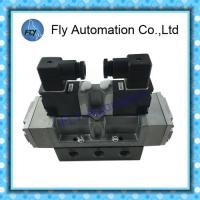 Wholesale CKD AC220V solenoid valve 4F630-15F discrete 5 port pilot operated valve from china suppliers