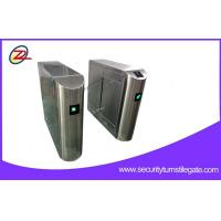 Wholesale Security Speed Gate Automatic Flap Barrier Gate Retractable Gate Customized from china suppliers