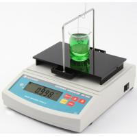 Wholesale Desktop Digital Liquid Density Meter Anti Corrosive With Shorter Measuring Time from china suppliers