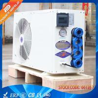 Wholesale Thermostatic Air source Swimming Pool Heat Pump Pool Heater Pump from china suppliers