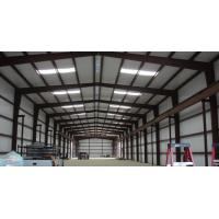 Wholesale Industrial Steel Buildings Size 100' X 80' With H Section Beams Warehouse from china suppliers