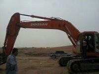 Wholesale DH300-7 DEWOO used excavator for sale excavators digger from china suppliers