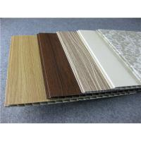 Wholesale Decorative Laminated UPVC Wall Panels For Living Room / Study / Bedroom from china suppliers