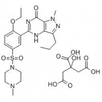 Chemical structure for viagra
