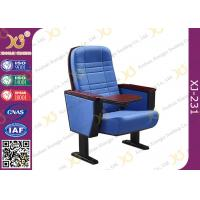Wholesale Vintage Two Movie Theater Theatre Auditorium Seating Chairs Solidwood Church Seats from china suppliers