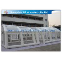 Wholesale Outside Large Inflatable Party Tent for Wedding Tent Decorations White / Transparent / Customized from china suppliers