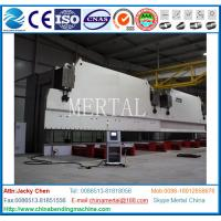 Wholesale MCL WC67Y 4000T large double linkage CNC press brake,hydraulic bending machine from china suppliers