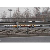 Quality Power Plants Iron Metal Wire Fence Panels Easy Install High Anti Corrosion for sale