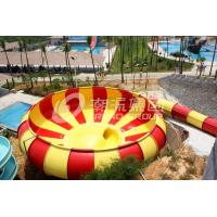 Wholesale 16m Platform Fun Aqua Park Fiberglass Water Slides Giant Space Water Slides from china suppliers