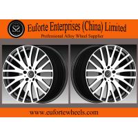 Wholesale SS Wheels-Multiple Spoke 1 Piece Forged Aluminum Wheels Y - Shaped Dust Free For Truck from china suppliers