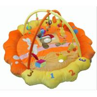 Wholesale Sunflower Kids Play Gyms Baby Activity Play Gym in Orange , Green , Rose from china suppliers