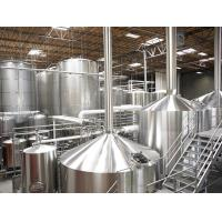 Wholesale 5000L draft beer manufacturing equipment from china suppliers