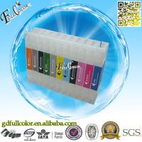 Wholesale 9 Colors 700ML Empty Refillable Ink Cartridge 7908 / 9908 with ARC Chip from china suppliers