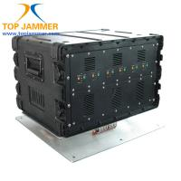 Wholesale 6 Bands 300W High Power Vehicle-Mounted IEDs VIP Jammer Block Mobile Signal GSM 3G 4G LTE from china suppliers