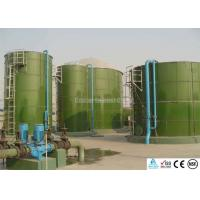 Wholesale Industrial Glass Fused Steel Tanks For Municipal Waste Water Treatment Process from china suppliers