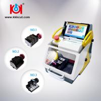 Buy cheap Vertical Dimple Auto Key Cutting Machine 3 Axis With 8 Inch Tablet PC from wholesalers