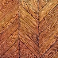 Wholesale Solid wood Oak Chevron Parquet flooring from china suppliers