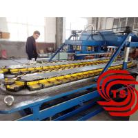 Wholesale 63-250mm PVC Double Wall Corrugated Plastic Pipe Making Machine , High Output from china suppliers