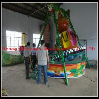 Wholesale New Model cheapest  amusement park kiddie ride mini Pendulum Ride from china suppliers