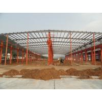 Wholesale Structural Steel Frames For Prefabricated Buildings from china suppliers