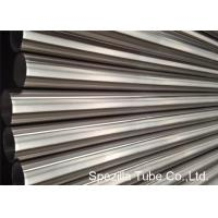 Wholesale EN10216-5 TC1 Stainless Steel Instrumentation Tubing Seamless Round Tube ASTM A 269 A+P OD 1/2'' from china suppliers