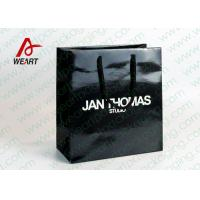 Wholesale Colored Paper Retail Shopping Bags Recycled  Feature Brand Printing from china suppliers